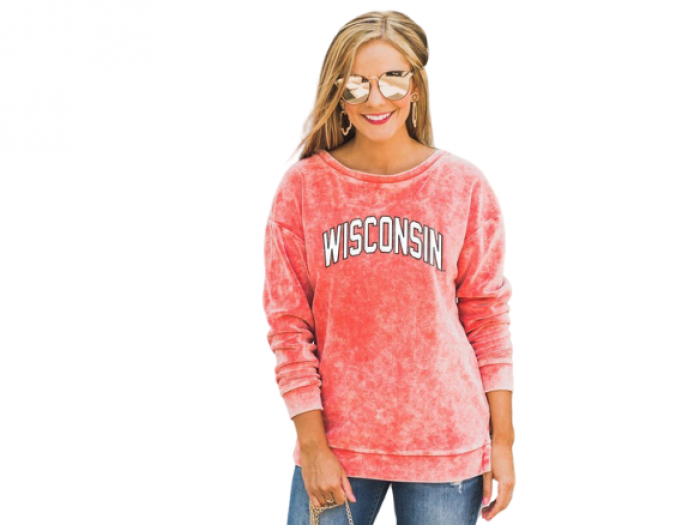 Comfy-Fit Wisconsin Sweater